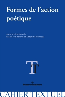 FORMES DE L'ACTION POETIQUE