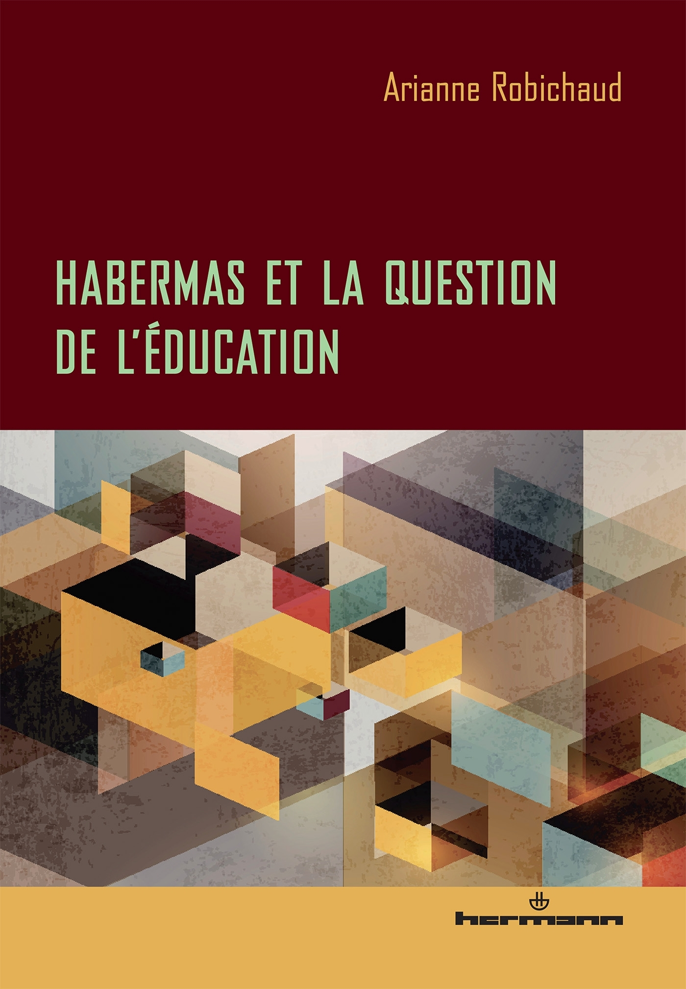 HABERMAS ET LA QUESTION DE L'EDUCATION