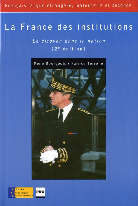 FRANCE DES INSTITUTIONS 2EME EDITION