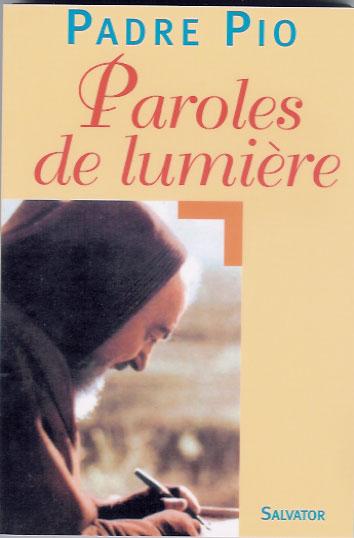 PAROLES DE LUMIERE EPUISE