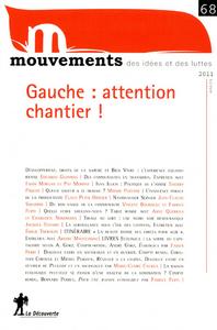 REVUE MOUVEMENTS NUMERO 68 GAUCHE : ATTENTION CHANTIER !