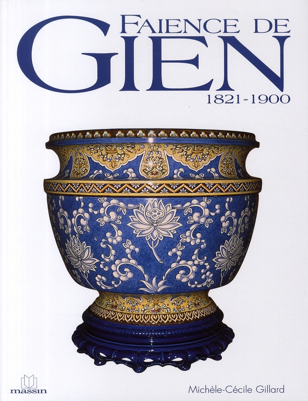 FAIENCE DE GIEN (1821-1900)