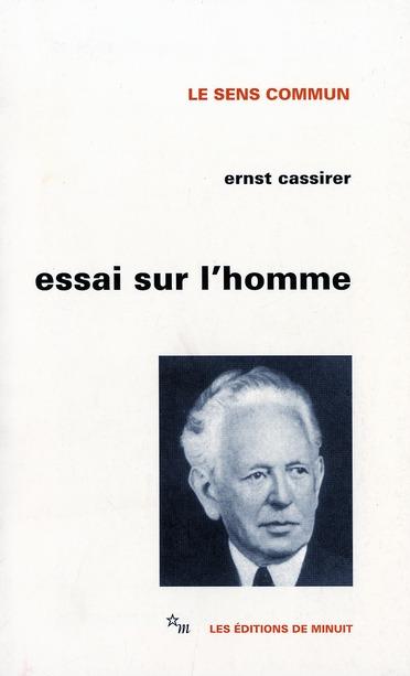 ESSAI SUR L'HOMME