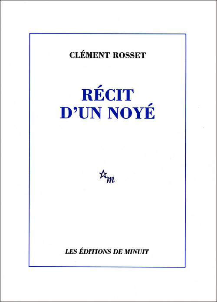 RECIT D'UN NOYE