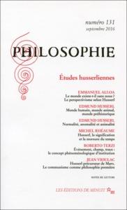 PHILOSOPHIE 131