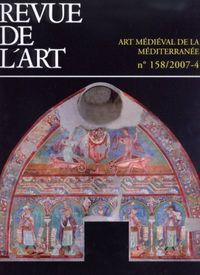 REVUE DE L'ART 158/2007-4 ART MEDIEVAL