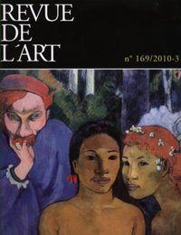 REVUE DE L'ART 169/2010-3