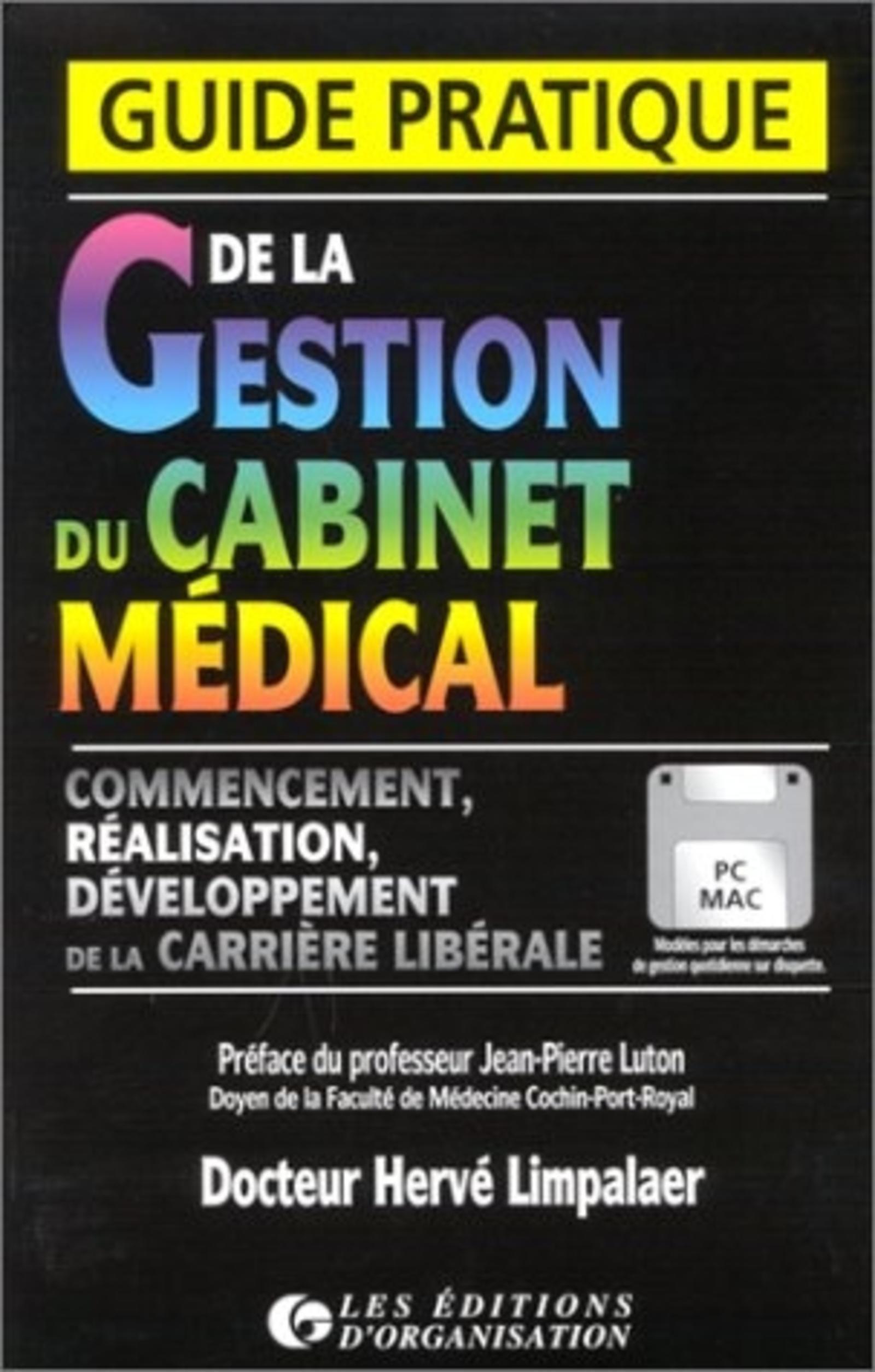 GUIDE PRATIQUE DE GESTION CABINET MEDICAL