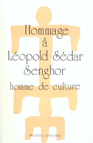 HOMMAGE A LEOPOLD SEDAR SENGHOR
