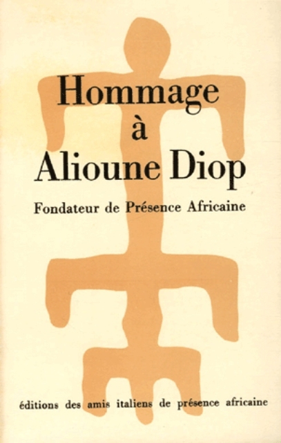 HOMMAGE A ALIOUNE DIOP
