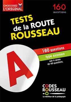 TEST ROUSSEAU DE LA ROUTE B 2021