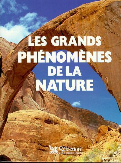 GRANDS PHENOMENES DE LA NATURE