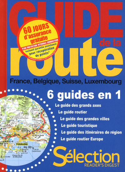 GUIDE DE LA ROUTE EDITION 2012
