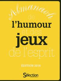 L'ALMANACH DE L'HUMOUR ET DES JEUX DE L'ESPRIT