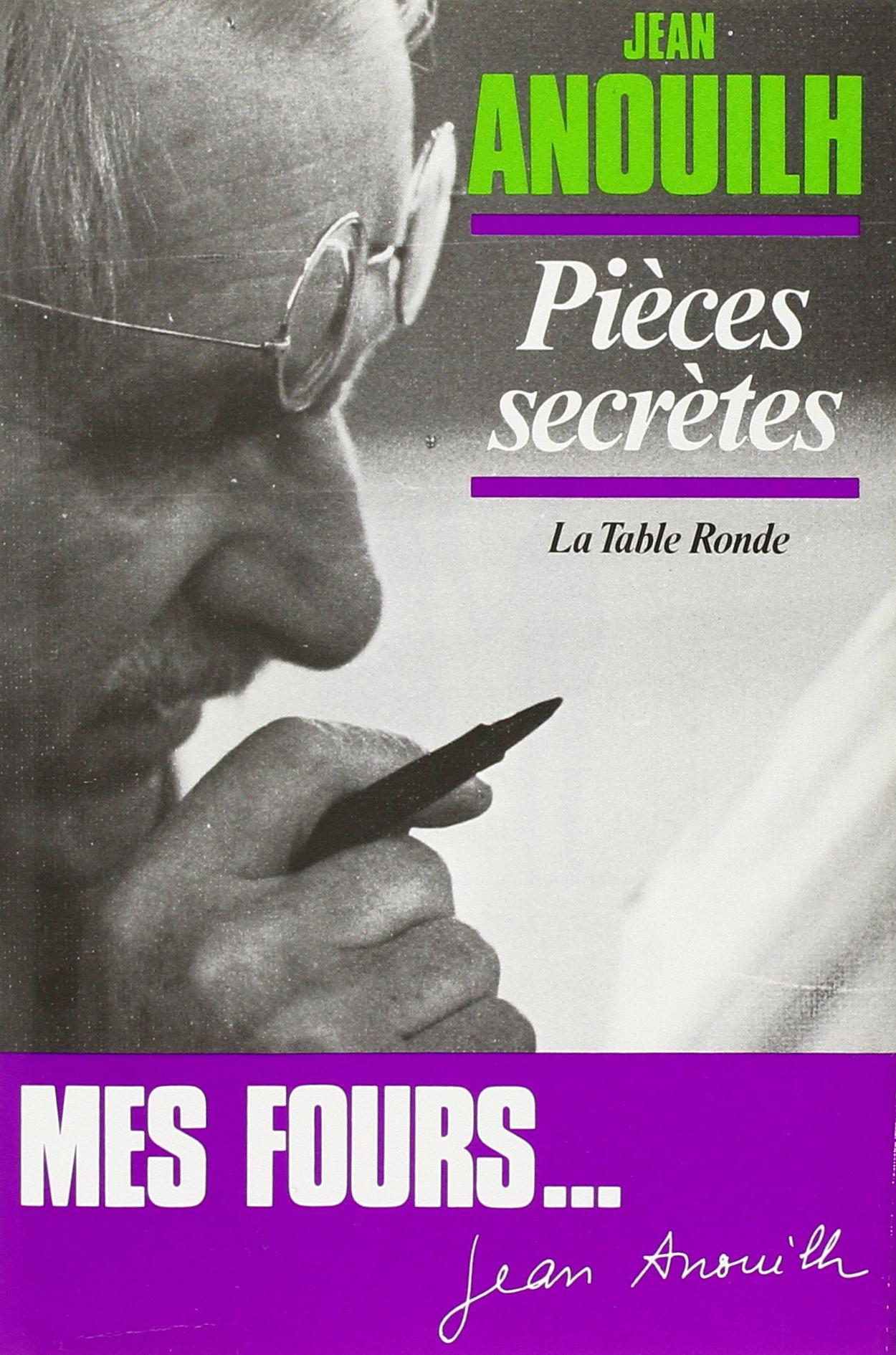 PIECES SECRETES