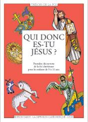 QUI DONC ES-TU JESUS ?