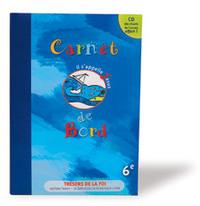 CARNET DE BORD 6E + CD GRATUIT