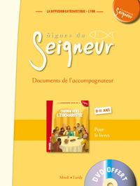 CHEMIN VERS L'EUCHARISTIE + DVD - LIVRET ACCOMPAGNATEUR