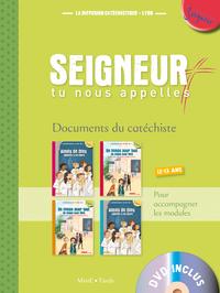 12-13 ANS - DOCUMENTS DE L'ANIMATEUR VERT + DVD - MODULES 1 A 4