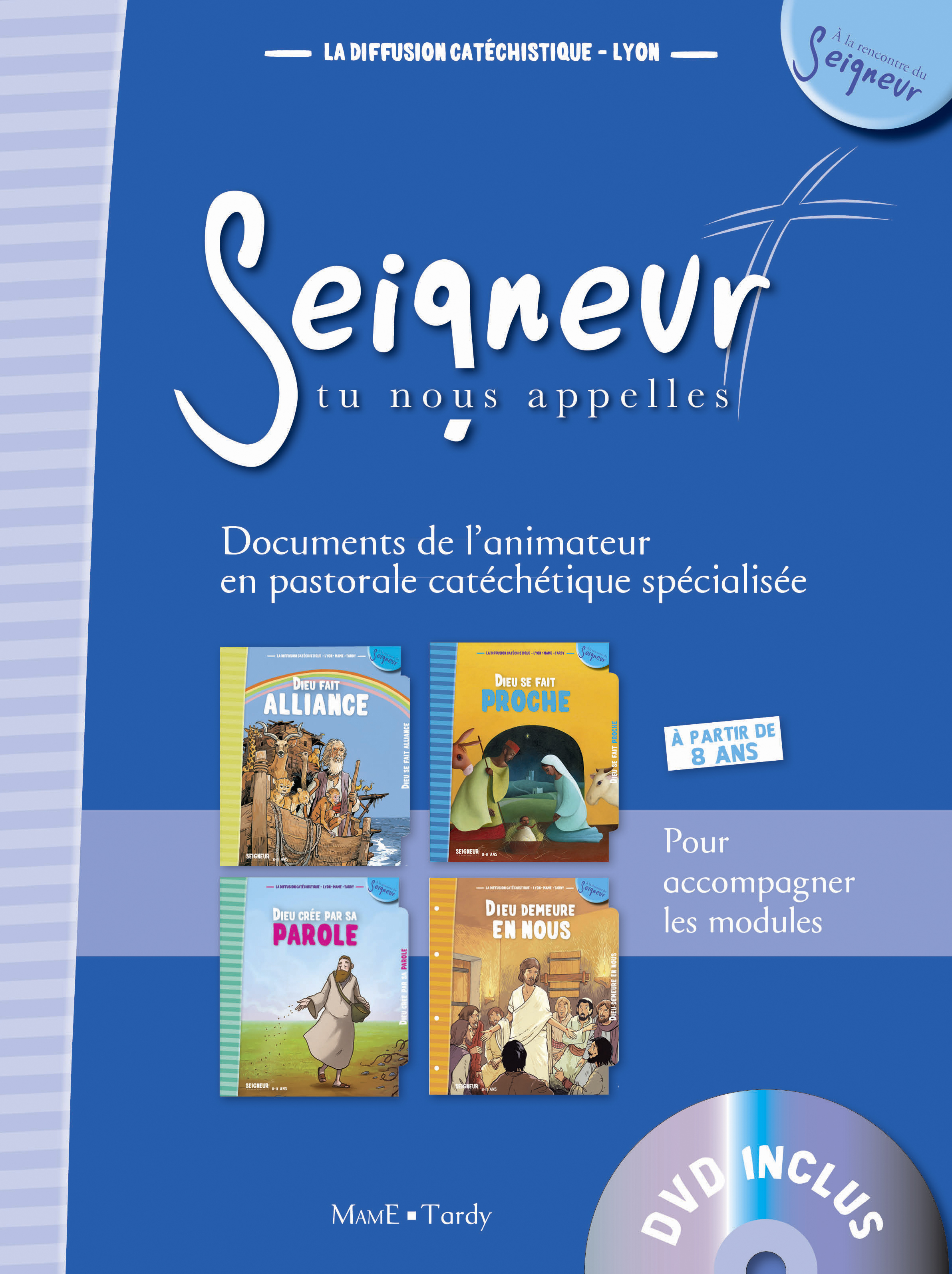 DOCUMENTS DU CATECHISTE POUR LA PCS (+DVD)