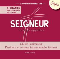 7-8 ANS - CD ANIMATEUR + LIVRET DE CHANTS