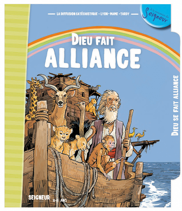 8-11 ANS - MODULE 5 - DIEU FAIT ALLIANCE - NE