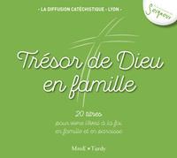 CD TRESOR DE DIEU EN FAMILLE