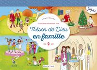 EVEIL A LA FOI - CHEVALET 2 TRESOR DE DIEU EN FAMILLE