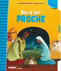 8-11 ANS - MODULE 2 - DIEU SE FAIT PROCHE NE