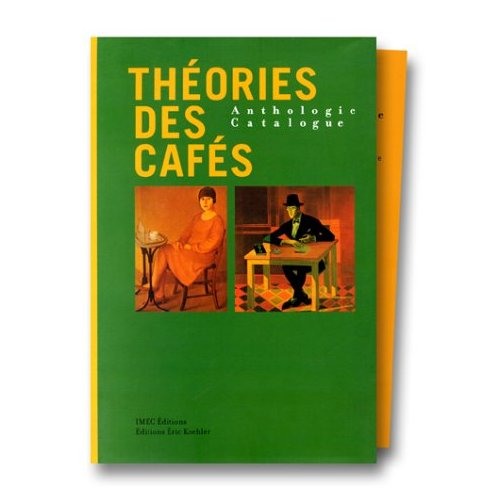 PACK 2 VOLUMES - THEORIES DES CAFES