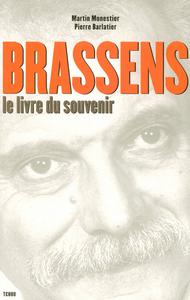BRASSENS LE LIVRE DU SOUVENIR