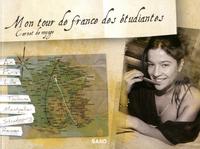 MON TOUR DE FRANCE DES ETUDIANTES