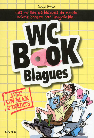 WC BOOK - SPECIAL BLAGUES