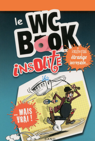 WC BOOK SPECIAL INSOLITE