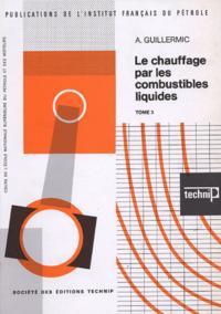 CHAUFF PAR COMBUS LIQUIDES T3