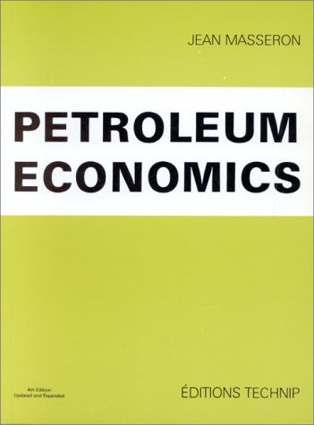 PETROLEUM ECONOMICS