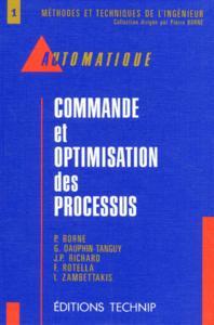 COMMANDE ET OPTIM DES PROCESS