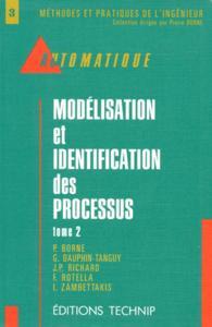 MODELISATION ET IDENTIFICATION DES PROCESSUS T 2