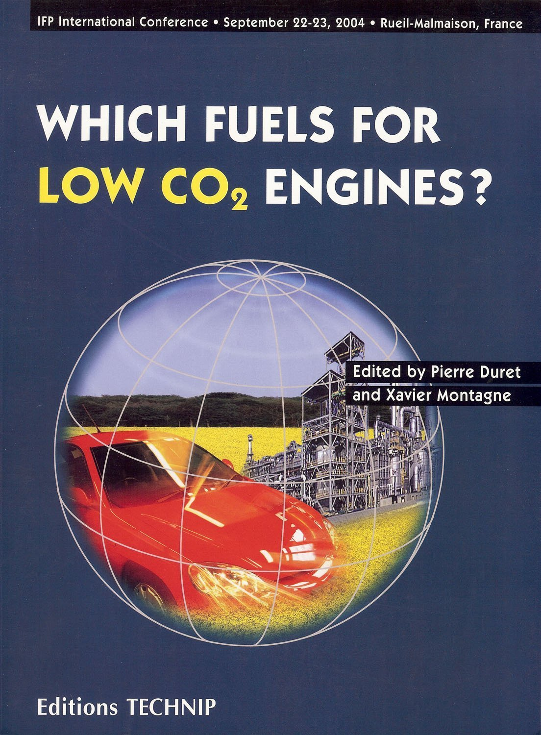 WHICH FUELS FOR LOW CO2 ENGINES