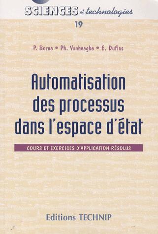 AUTOMATISATION DES PROCESSUS DANS L'ESPACE D'ETAT