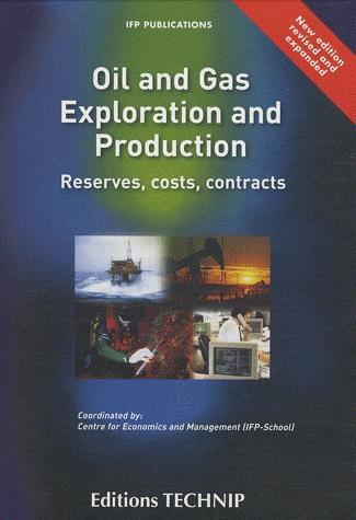 OIL ANG GAS EXPLORATION AND PRODUCTION -