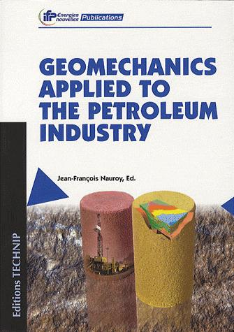 GEOMECHANICS APPLIED TO THE PETROLEUM IN