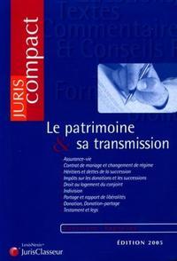 LE PATRIMOINE ET SA TRANSMISSION QUESTIONS-REPONSES