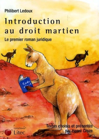 INTRODUCTION AU DROIT MARTIEN. LE PREMIER ROMAN JURIDIQUE