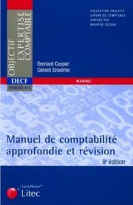 MANUEL DE COMPTABILITE APPROFONDIE ET REVISION DECF, EPREUVE N, 6