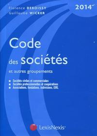 CODE DES SOCIETES ET AUTRES GROUPEMENTS 2014