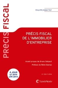 PRECIS FISCAL DE L'IMMOBILIER D'ENTREPRISE