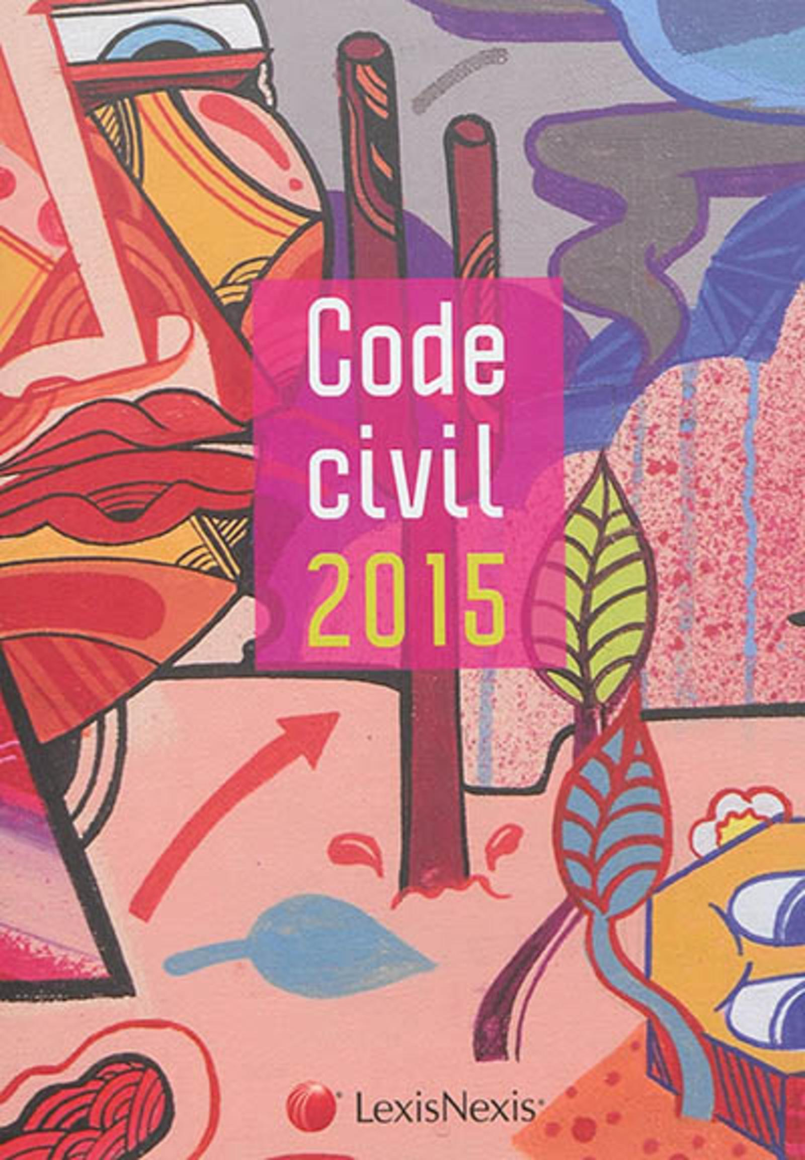 CODE CIVIL 2015 SICKBOY