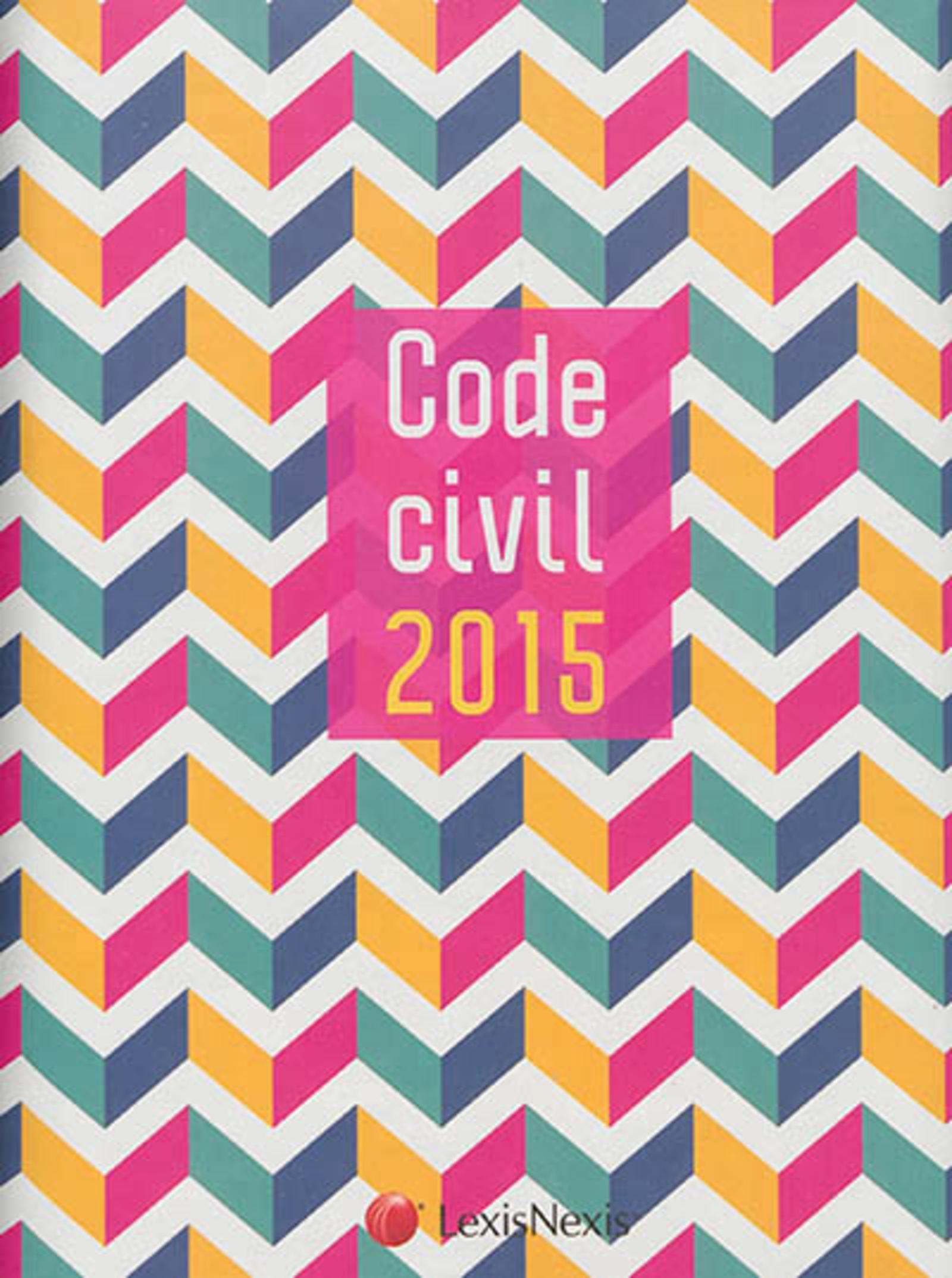 CODE CIVIL 2015 GRAPHIC