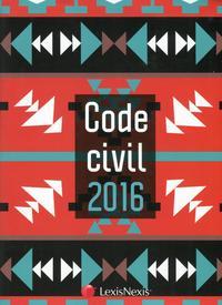 CODE CIVIL 2016  JAQUETTE AZTEK - 35E TIRAGE